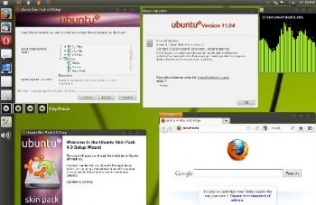 Transforma Windows en Ubuntu 11.04
