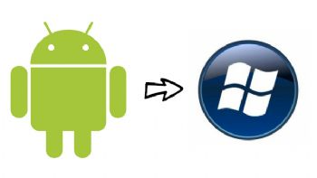 Convertir aplicaciones de Android a Windows Phone
