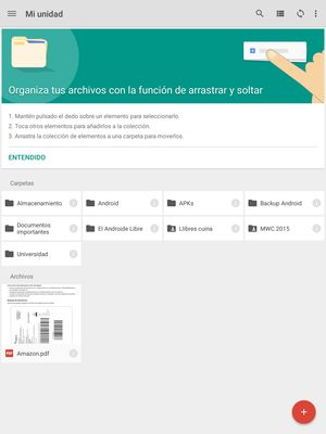 Google Drive, nube, cloud